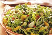 salads / by Kim Missler Bodette