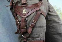 Steampunk-vaatteet