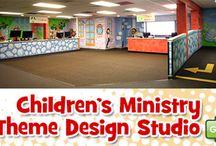 children's ministry ideas / by Kristie Cottage