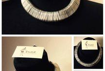 Accessories by Eka&O / Necklaces, rings, earrings, bracelets !!
