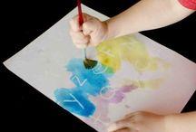 Giochi 3-6 anni / Giochi e attività per bimbi della scuola dell'infanzia