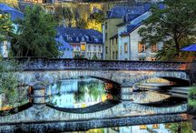 Luxembourg / Luxembourg. Travel and photos.
