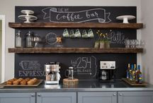 Chalkboard Paint Creations