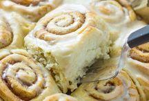 Sweet Bread Bakes