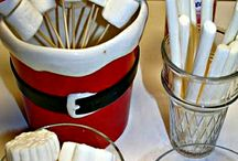 Hot Cocoa Bar- Christmas at the office / by Hayley Erickson