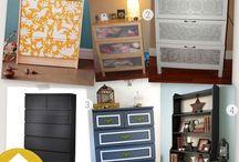 Diy furniture & Home Love / by Sara Famularo