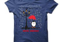 Christmas / Christmas T-Shirts and Hoodies