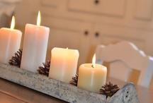 Candles everywhere / by Ashlyn Thomas