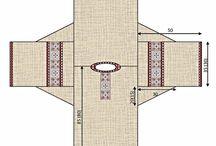шитье русской одежды
