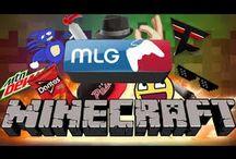 Minecraft MLG