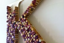 wine bottles & corks / by Amanda Andrews