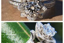 Engagement & Wedding Rings / Inspiration