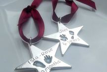 Christmas decorations / Personalised Christmas decorations
