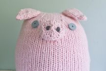 Knitting & Crochet Projects To-do