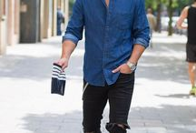 Fashion trends (p/ homens)