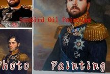 Oil Portrait from your pictures