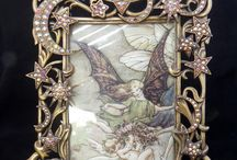 jeweled Pictures frames