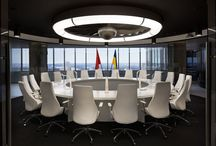 Office Spaces Portfolio / Photographs © Andrey Avdeenko