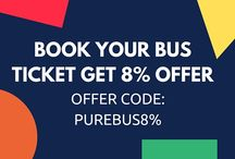 online bus tickets booking / online bus ticket booking offers