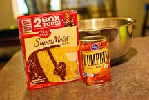 Fall recipes / by Angie Bennett