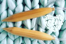 BeCozi DIY Knitting Kits / Try Giant Knitting with Merino wool with out DIY Kit. www.becozi.net