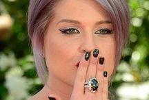 Black diamonds  / Jewelry