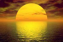 태양 지평선