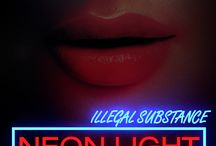 Illegal Substance Album Covers / Illegal Substance album covers and promos