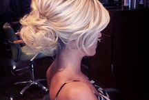 Bridal hairup