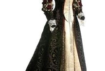 historische Mode