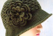 Crochet Hats / Hats I like