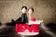 topper cake wedding