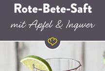 Rote Bete-Saft