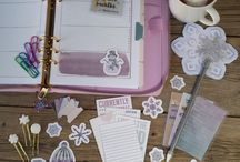 Ani & Abi Planner Kits / Ani & Abi originally designed and created planner and accessory kits by Anita Van Hal and Gail Newland!