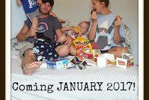 Pregnancy announcements