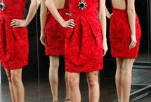 Fashion, the letter N. / N. Fashion, the letter N