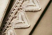 crochet hekling border