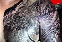 Japanese tatto