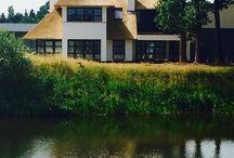 Stijlvolle Piet Boon woning in Oost-Nederland. / Deze woning is ontworpen door Piet Boon en ergens in Oost-Nederland neergezet. De eigenaar heeft alles tot in detail door gevoerd in de woning aan de buiten en binnen kant.