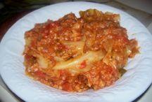 Food--Main Dishes / Yummy gluten-free main dishes