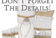 Wedding Stationery / Items we offer thru our Carlson Craft store on the web.