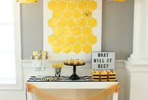 Gender Reveal- Bumblebee