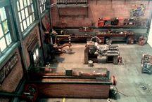 Garagen/Werkstätten
