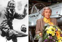Pilotinnen / Weibliche Piloten