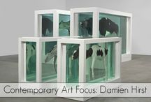 Contemporary Art / A collection of inspiring, interesting and incredible contemporary art pieces.
