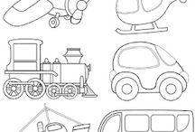 Doprava a bezpečnostní složky