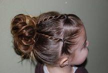 Girls hair / by Elizabeth Byers