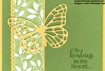 Stampin' Up! ~ Punches ~ Scallop Ribbon Border Punch