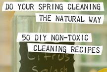 DIY & Natural Cleaning