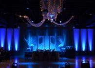Weddings at Cendera Center / Weddings at Sedona Productions' venue Cendera Center.